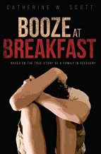 Catherine Scott, author of Booze at Breakfast
